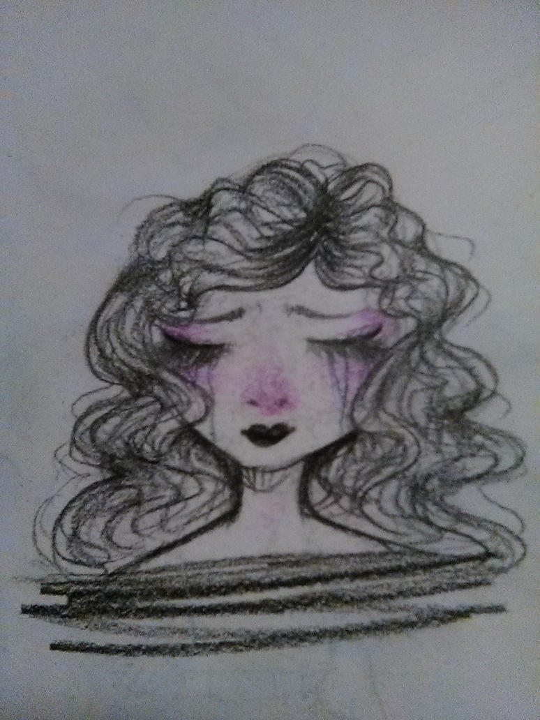Waste of Mascara by All-The-Fish-Here