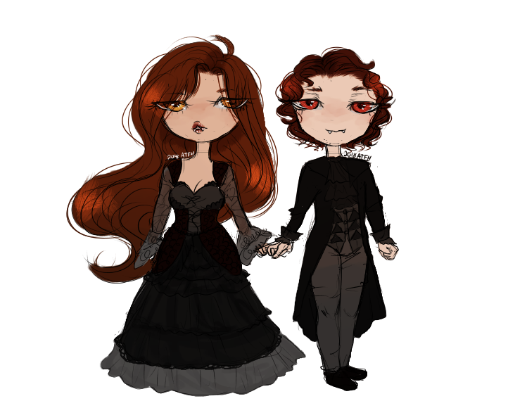 Twins | Custom by All-The-Fish-Here