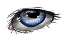 An eye wow by All-The-Fish-Here