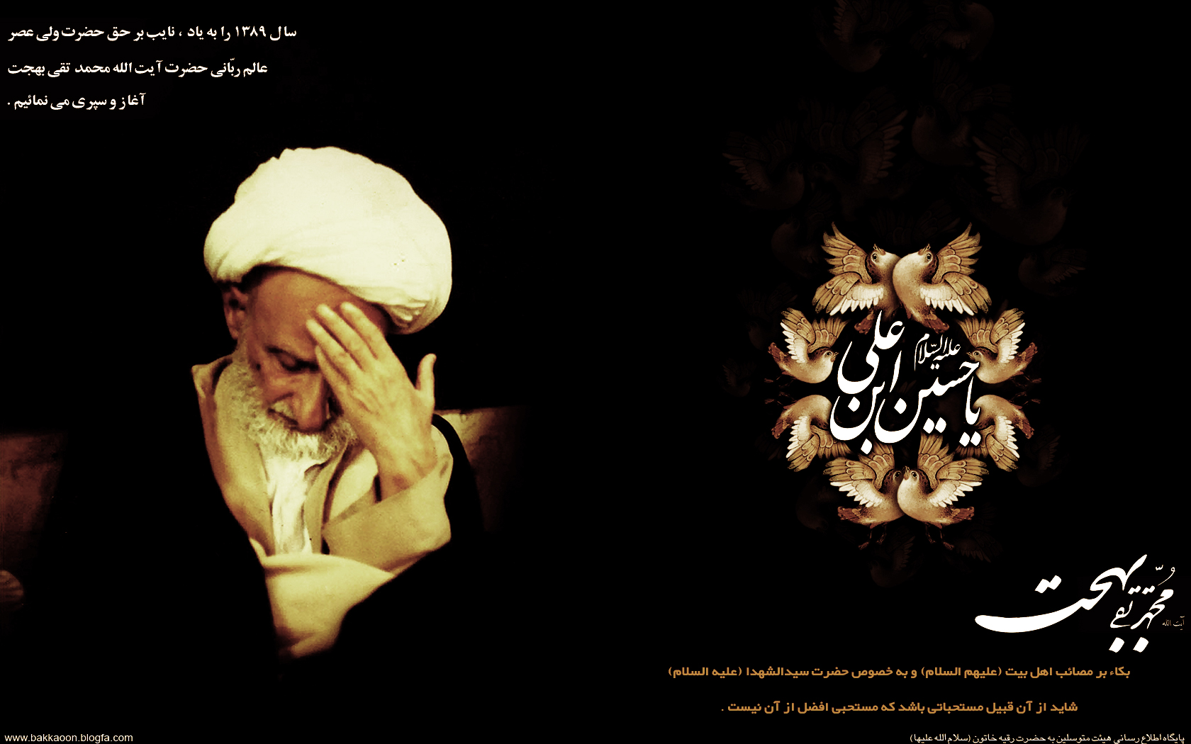 Hazrate_Ayatoolah_Bahjat_by_Ranginkaman.