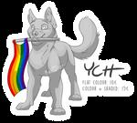 Pride Dog   YCH - CLOSED