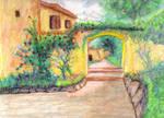 mediterrean villa