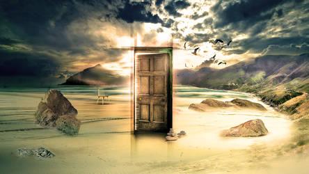 The Door by KageWebsite