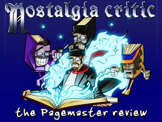 NC - the Pagemaster