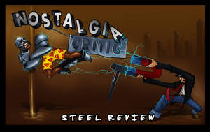 NC - Steel review by MaroBot