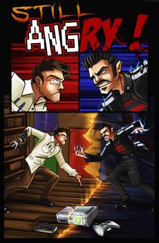 AVGN vs Angry Joe