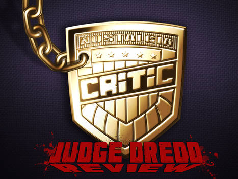 NC - Judge Dredd by MaroBot