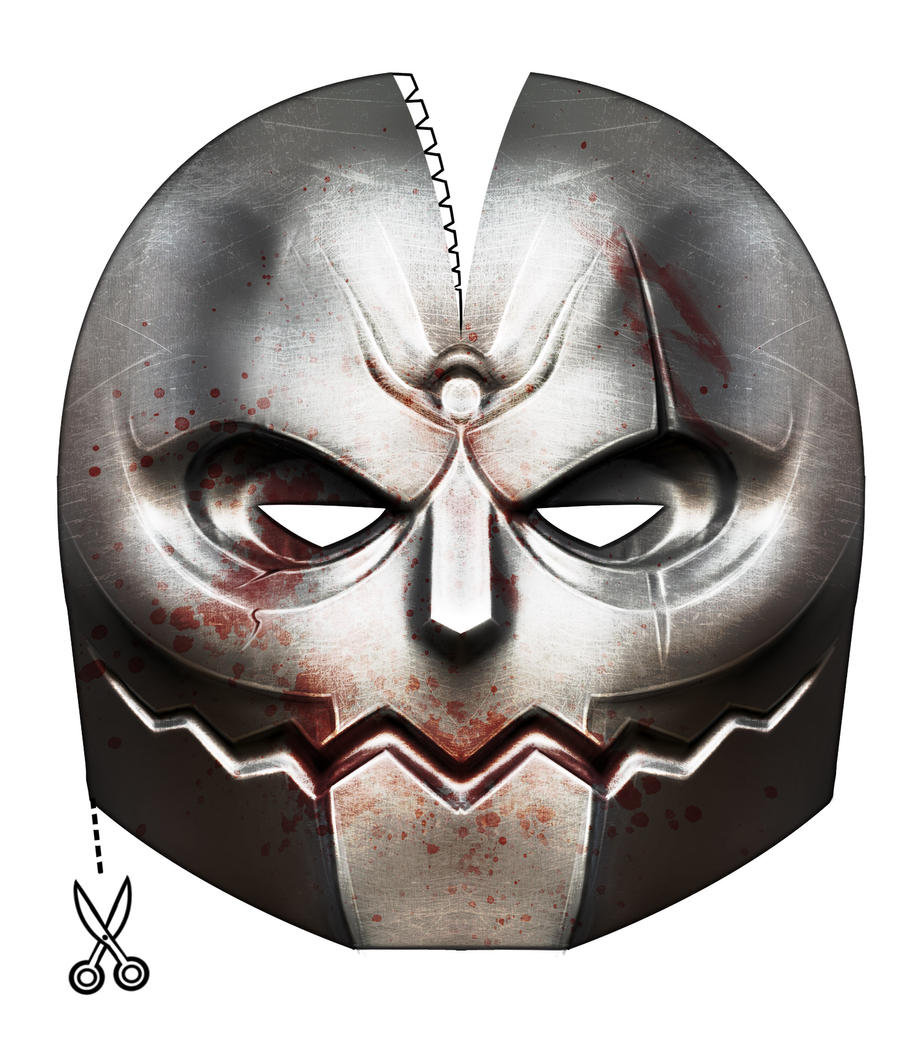Masks From Army Of Two