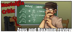 NC - Zeus and Roxanne by MaroBot