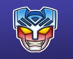 Autobots logo by MaroBot