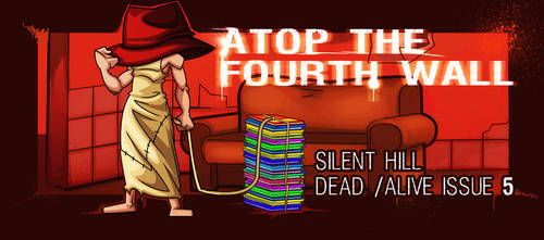 AT4W - SH dead alive issue 5 by MaroBot