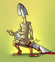 Shovel-head by MaroBot
