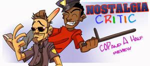 NC - Cop and a half by MaroBot