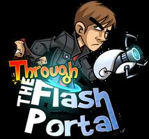 Through the Flash Portal by MaroBot