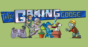 Gaming Goose 3 by MaroBot