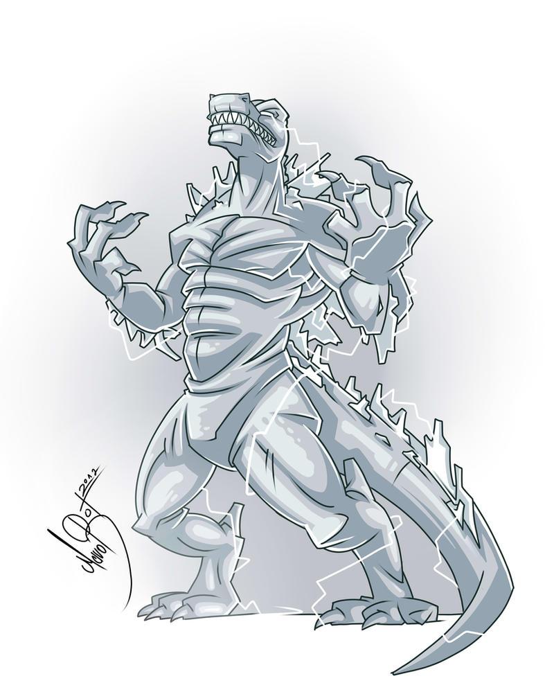 How To Draw Godzilla Monsters