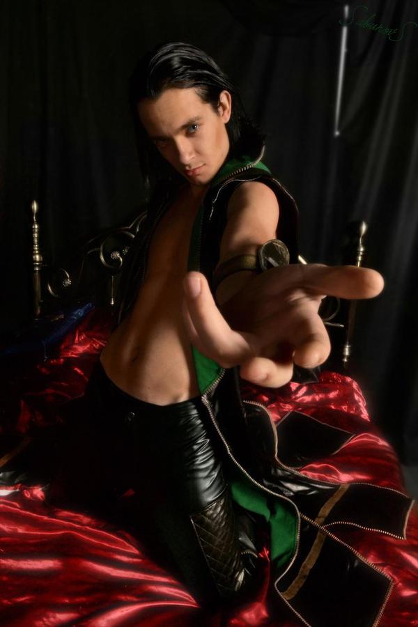 Loki (Avengers) by CharlieHotshot