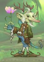 fantasy series: Duende by pardoart