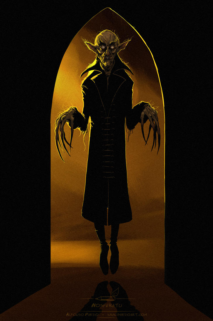 Nosferatu by pardoart