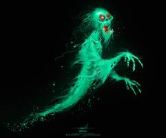 Ghoul-pardoart by pardoart