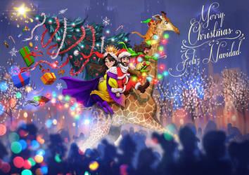 Christmas-2016-17 by pardoart