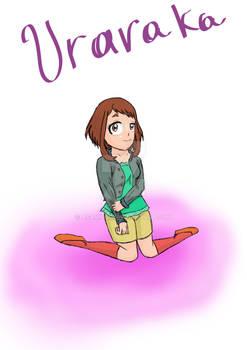 Ochako Uraraka