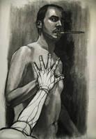 Self portrait 4 by Trunnec