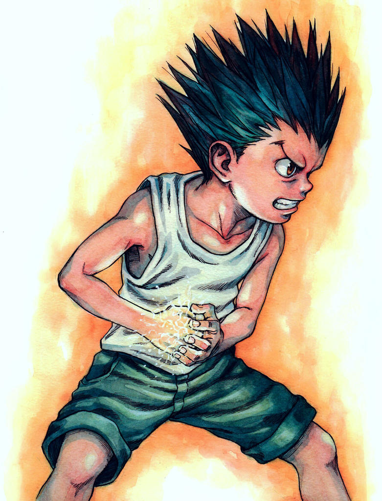Gon Freecs by Trunnec