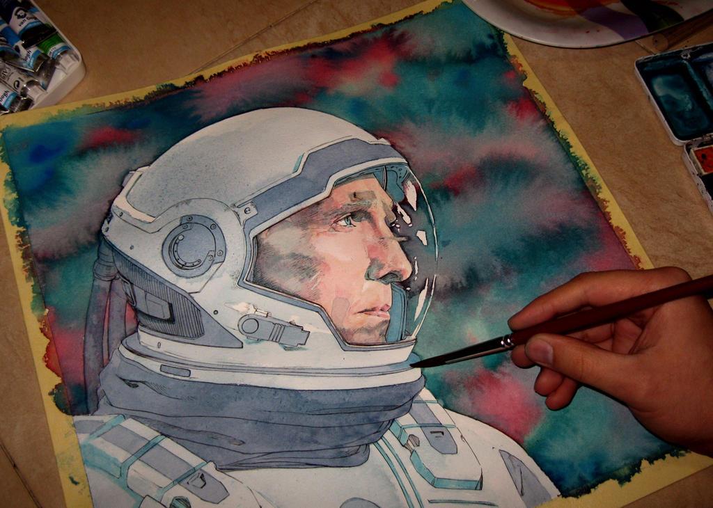 Interstellar (work in progress) by Trunnec