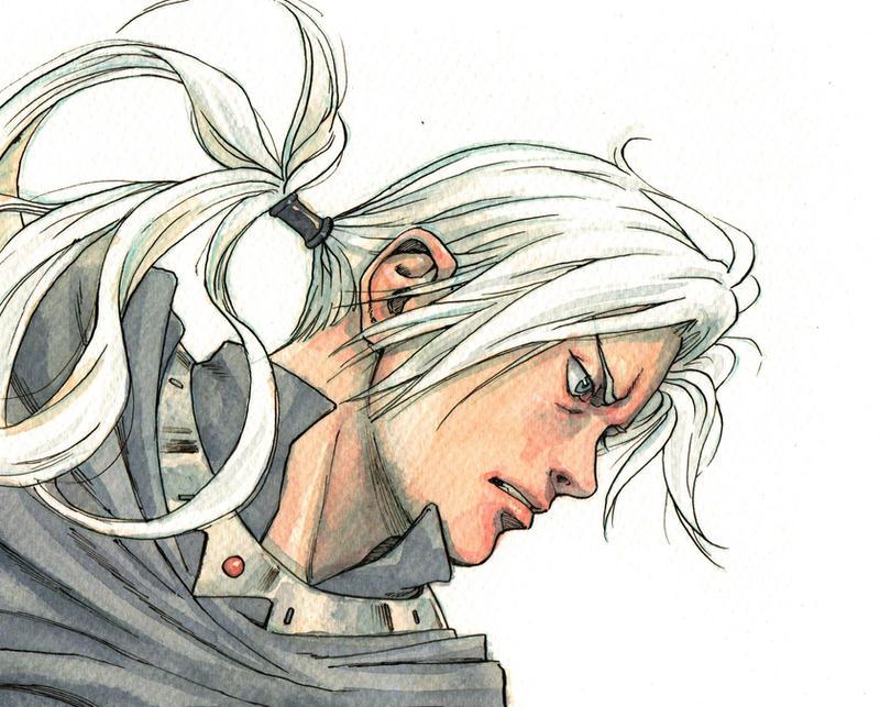 Demetrious (Flowing Blade Bushido) by Trunnec
