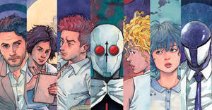 Midnight Persons main characters
