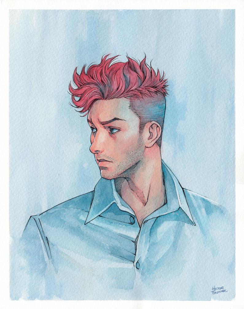 Kevin illustration by Trunnec
