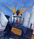 Nu Gundam commission