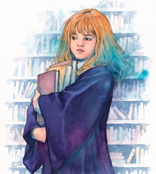 Hermione Granger by Trunnec