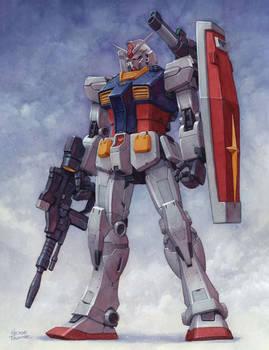 Gundam RX-78-2 Origin