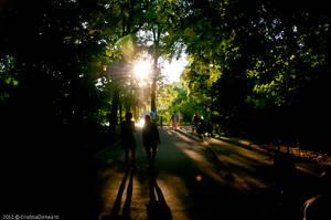 Sunday at sunset 1 by TheNightShrew