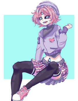 Rose - Casual outfit