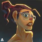 Alvoja by AlvinGasga