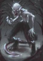 The Devil by AlvinGasga