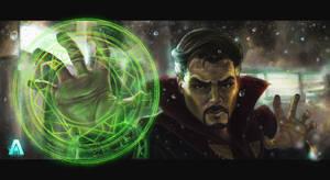 Dr. Strange by AlvinGasga