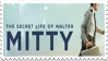 The secret life of Walter Mitty stamp by femmequartz