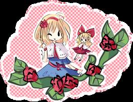 Granny Alice by killitwithaliceplz