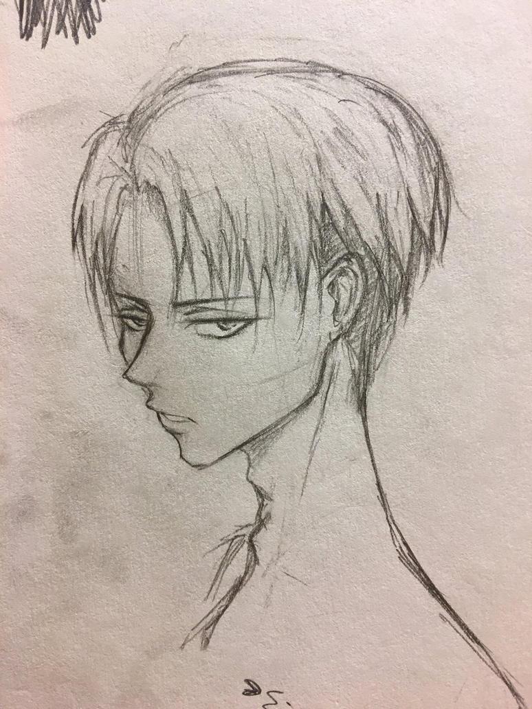 Levi  by SakuraUchiha2328