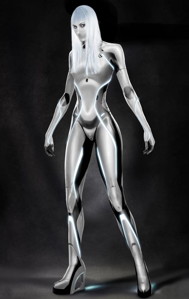 Cyborg by Eth0-lancer