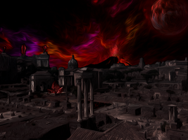 Realm of the Dead Gods