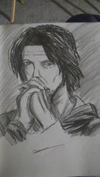David Bowie by Yusuke99