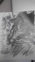 Batman by Yusuke99