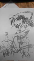 Kurama and Gourmet by Yusuke99