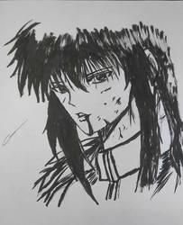 Kurama by Yusuke99