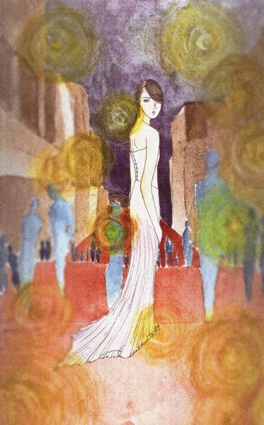 The Lost Bride by loenahimawariko